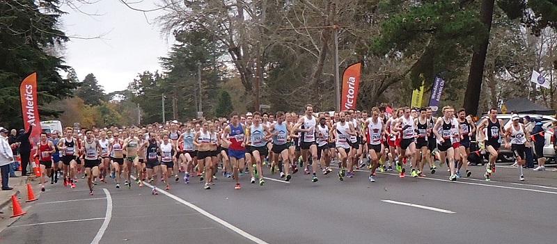 Ballarat_15k_Start