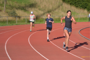 Coburg Harriers middle distance and endurance training group