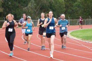 Coburg Harriers February 21 fun run
